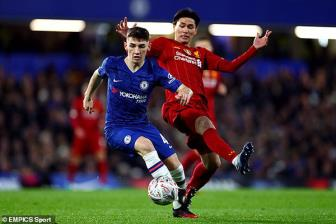 <b style='background-color:Yellow'>Chelsea</b> 2-0 Liverpool: Tan mong an ba
