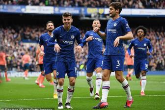<b style='background-color:Yellow'>Chelsea</b> 4-0 Everton: De khong tuong