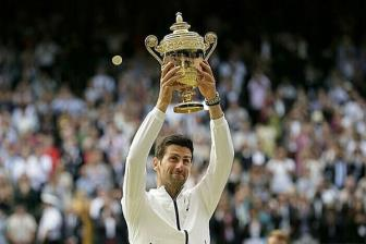 <b style='background-color:Yellow'>Djokovic</b>: 'Toi se gianh nhieu Grand Slam nhat'