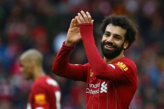 <b style='background-color:Yellow'>Mohamed Salah</b> phan ung truoc tin don chia tay Liverpool