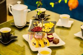 L'amour Tea Cake & Coffee - Diem hen ly tuong giua long thanh pho Cang