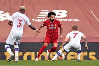 Liverpool 4-0 Crystal Palace: Mot buoc toi thien duong