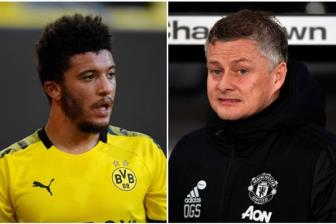 <b style='background-color:Yellow'>Man Utd</b> chot 3 cai ten thay the Jadon Sancho