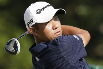 Morikawa duy tri dinh bang Workday Charity Open