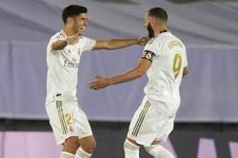 Real Madrid 2-0 Alaves: Tien sat ngoi vuong