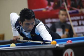 """Ung vien"" <b style='background-color:Yellow'>Ngo Dinh Nai</b> som bi loai o giai Billiards TPHCM mo rong - Cup CLB The One"