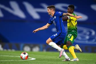 <b style='background-color:Yellow'>Chelsea</b> 1-0 Norwich: Nhoc nhan nhung quy gia