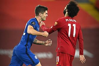 <b style='background-color:Yellow'>Liverpool</b> 5-3 Chelsea: Tra gia dat vi hang thu