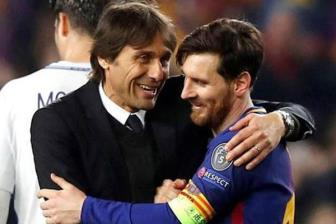 Ban tin 26/07. Conte phu nhan tin don ve Messi