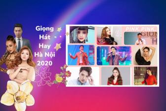 "QUY CHE Cuoc thi ""Giong hat hay Ha Noi 2020"""