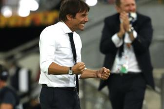 Conte: Lich su chi duoc viet khi Inter gianh chien thang