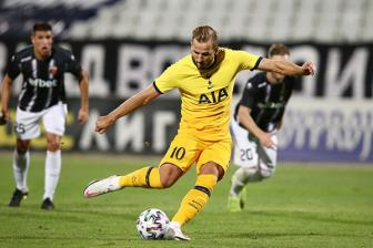 L.Plovdiv 1-2 Tottenham: The do va 'cua thoat hiem'