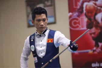 <b style='background-color:Yellow'>Ngo Dinh Nai</b> bung no kip luc vo dich giai Billiards UMB Virtual OneCarom Challenge
