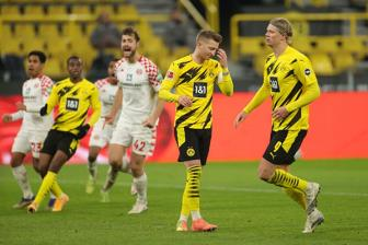 Reus sut hong penalty, Dortmund hoa soc doi bet bang