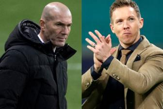 <b style='background-color:Yellow'>Real Madrid</b> 'cham' san HLV thay the Zidane