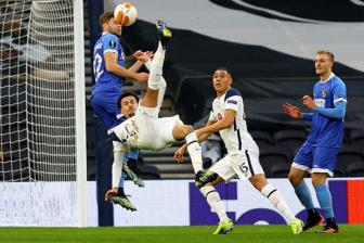 Tottenham 4-0 Wolfsberger: <b style='background-color:Yellow'>Dele Alli</b> thang hoa