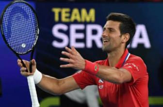 <b style='background-color:Yellow'>Video</b> tennis Djokovic - Zverev: Kho chien 3 set, sai lam khong dung luc (ATP Cup)
