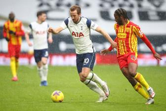 <b style='background-color:Yellow'>Tottenham</b> 2-0 West Brom: 'Dang cuu the' tro lai
