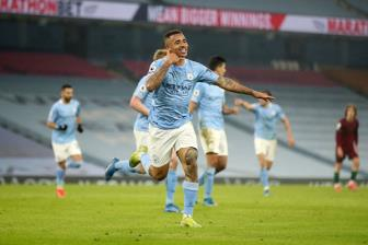 <b style='background-color:Yellow'>Man City</b> 4-1 Wolvles: Kho hon tuong tuong
