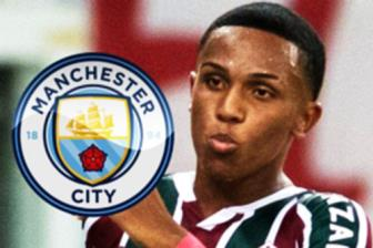 <b style='background-color:Yellow'>Man City</b> chinh thuc chieu mo thanh cong 'Neymar moi'