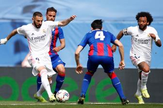 <b style='background-color:Yellow'>Real Madrid</b> 2-0 Eibar: Den luot Asensio
