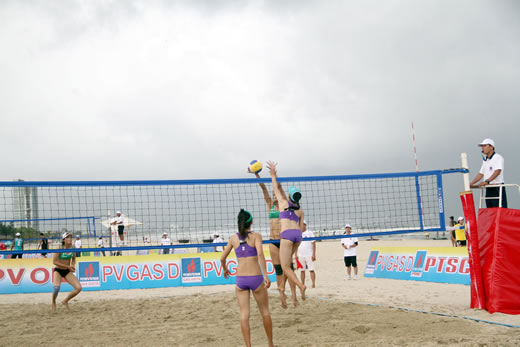 On the way to the ABG5: The beach games shouldn't be missed when staying in Da Nang