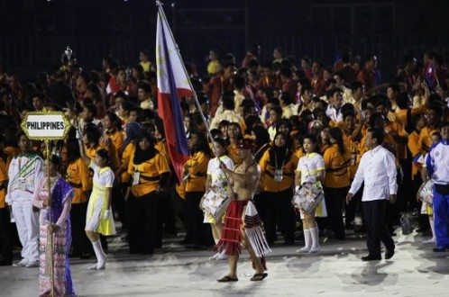 Philippines đăng cai SEA Games 2019