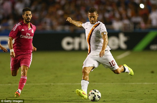 16h00 ngày 18/7, Real Madrid vs AS Roma: Xua tan lời đồn!