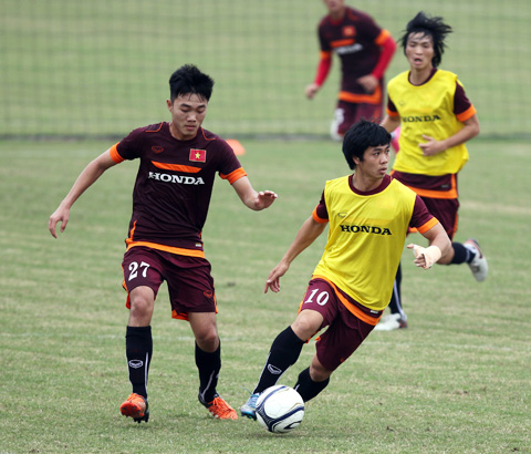 U23 Viet Nam co co hoi tien sau tai VCK U23 chau A hinh anh