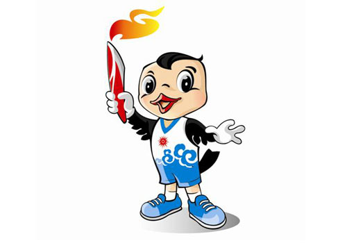 Danang 2016 issues mascot and logo for 5th ABG