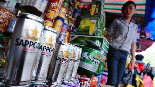 Japan's Sapporo buys partner's stake to fully own Vietnam beer unit