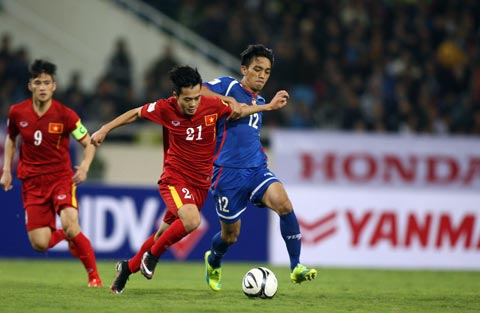 Viet Nam vs Indonesia, 19h00 ngay 811 My Dinh ruc lua hinh anh
