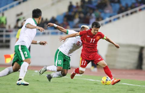 DT Viet Nam vs Indonesia, 19h00 ngay 712 My Dinh ruc lua hinh anh