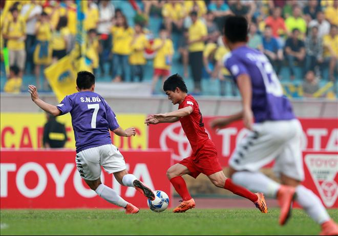 Chi ten 4 ung vien vo dich V.League 2016 hinh anh
