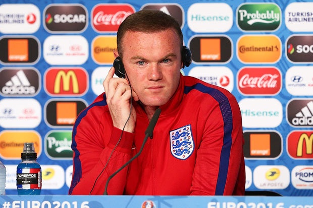 Wayne Rooney phan DT Anh se vo dich EURO 2016 hinh anh