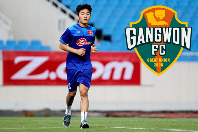 Gangwon FC doi gao nuoc lanh vao hy vong cua Xuan Truong hinh anh