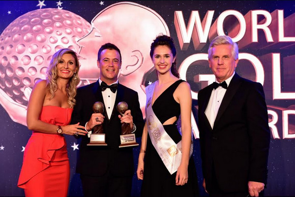 San Golf The Buffs doat 3 giai thuong lon tai World Golf Awards