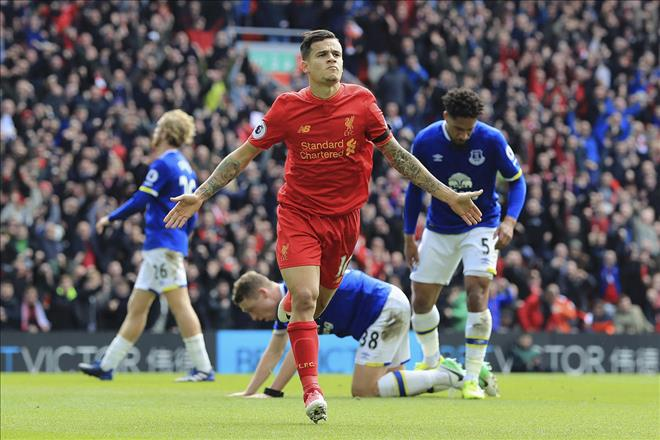 Vong 3 FA Cup: Liverpool dung do Everton, M.U va Arsenal de tho