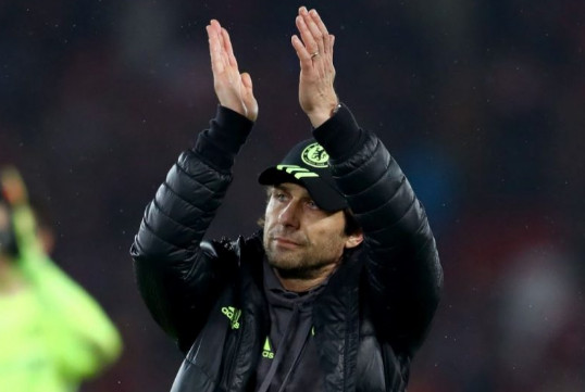 Chelsea có nguy cơ mất Antonio <b style='background-color:Yellow'>Conte</b> vào tay Inter Milan