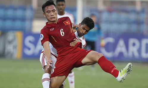 Chan thuong tro thanh con ac mong cua U20 Viet Nam truoc Word Cup hinh anh