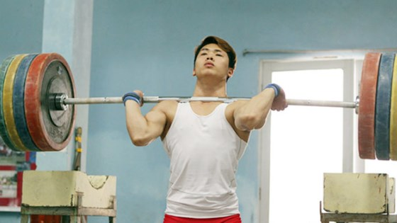SEA Games 29 Quyet tam cua the thao CAND hinh anh