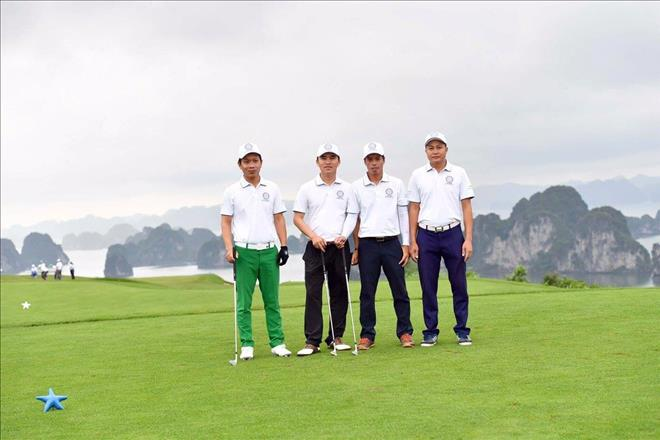 FLC Halong Golf Club thu hut golfer voi giai dau KLF Golf Tournament 2017
