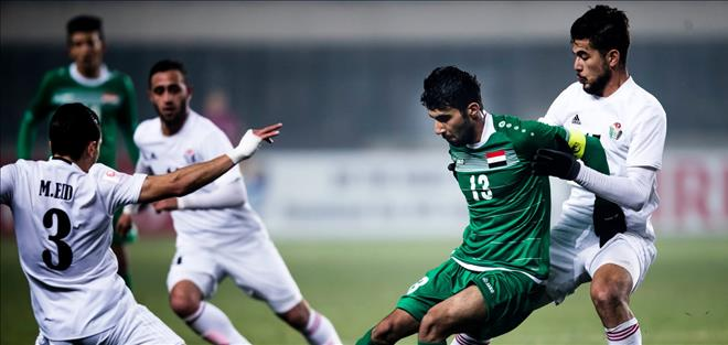 U23 Iraq vao Tu ket VCK U23 chau A 2018 voi vi tri nhat bang C hinh anh