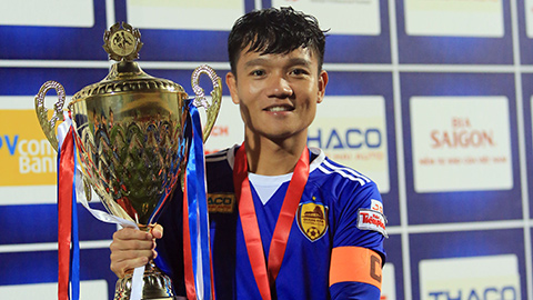 Thanh Trung quyet gianh chuc vo dich V.League va AFF Cup 2018 hinh anh