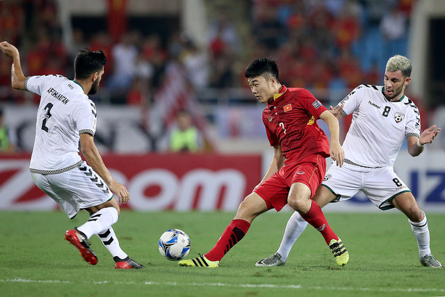 Viet Nam la dai dien duy nhat DNA gianh ve du VCK Asian Cup 2019 hinh anh