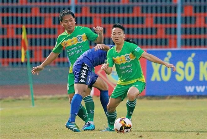 XSKT Can Tho nguoc dong de co chien thang dau tien tai V.League hinh anh