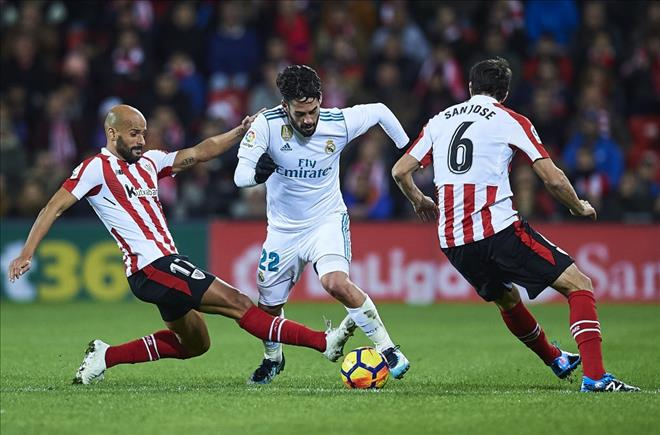 "Real Madrid - Athletic Bilbao: ""Mồi đến tận mệng"""