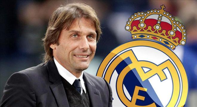 BẢN TIN SÁNG 7/6: Real Madrid cầu cứu <b style='background-color:Yellow'>Conte</b>