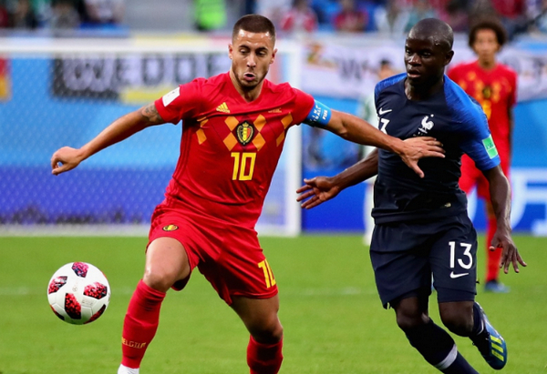 Eden Hazard khong thich cach DT Phap thang o ban ket World Cup hinh anh