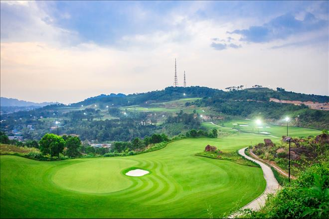 Bamboo Airways Golf Tournament 2018 duoc to chuc tai FLC Ha Long Golf Club